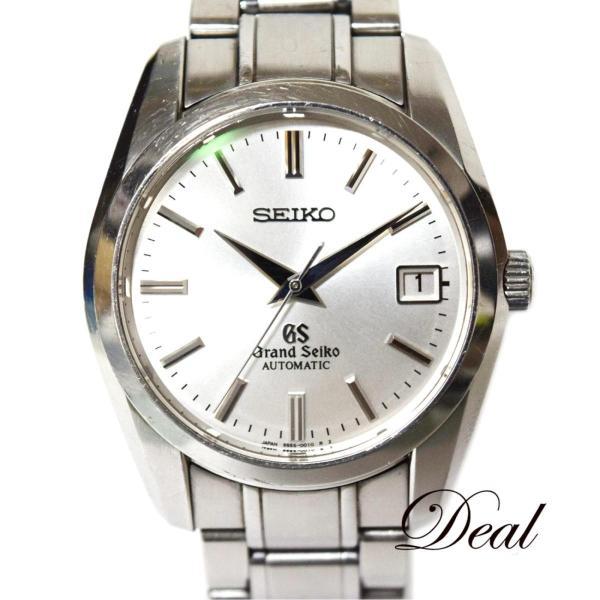 値下げ セイコーグランドセイコーメカニカルSBGR001メンズ腕時計SEIKO
