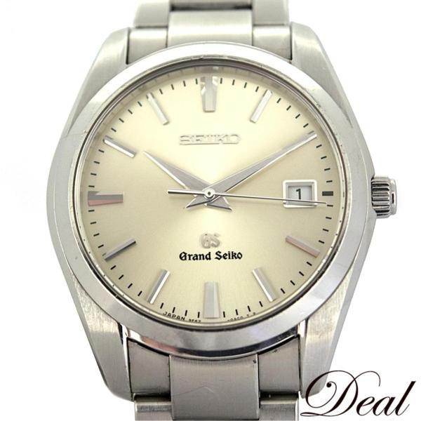 セイコー グランドセイコー SBGX063 クォーツ メンズ 腕時計