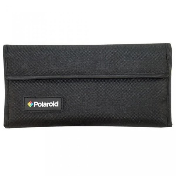ポラロイド Polaroid Optics 3 Piece Filter Set (UV, CPL, FLD) 輸入品