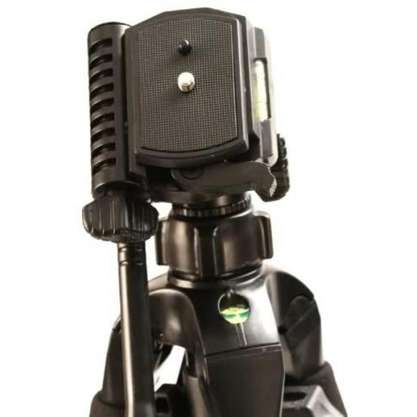 """ポラロイド Polaroid 57"""" Photo / Video Tripod Includes Deluxe Tripod Carrying Case For The Canon Digital EOS Rebel SL1 (100D), T5i (700D),"""