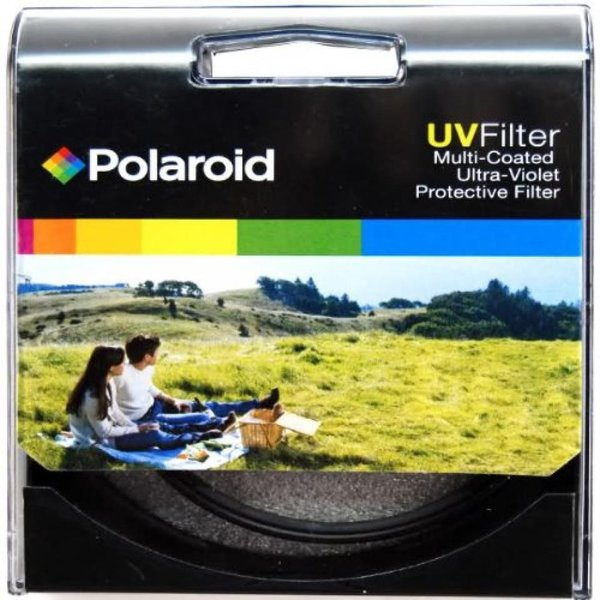 ポラロイド Polaroid Optics Multi-Coated UV Protective Filter For The Olympus Evolt E-30, E-300, E-330, E-410, E-420, E-450, E-500, E-510,