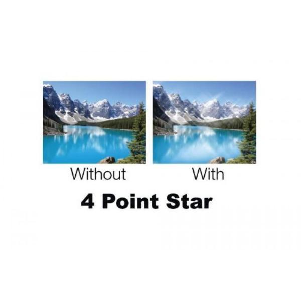 ポラロイド Polaroid Optics Rotating 4 Point Star Filter For The Canon Digital EOS Rebel SL1 (100D), T5I (700D), T5 (1200D), T4i (650D),