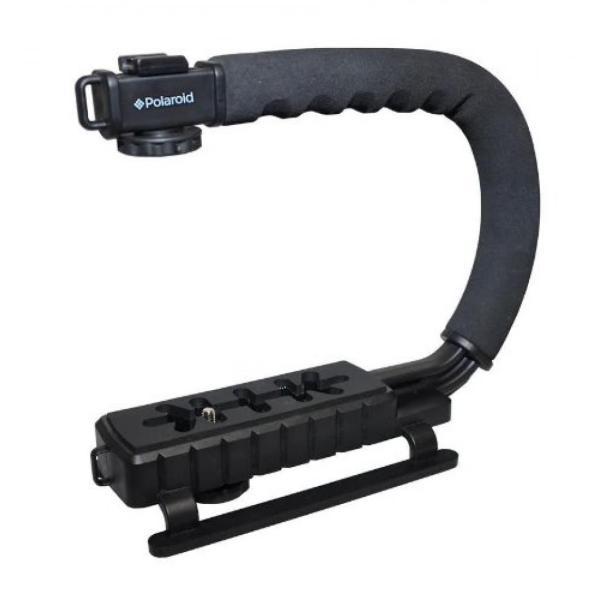 ポラロイド Polaroid Sure-GRIP Professional Camera / Camcorder Action Stabilizing Handle Mount For The Sony Alpha NEX-C3, 7, 6, 5N, 5R,