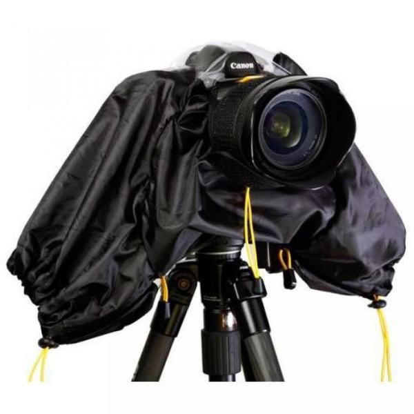 【送料無料】ポラロイド Polaroid SLR Rain Cover Protector For The Pentax Q, Q7, Q10, K-3, K-50, K-500, X-5, K-01, K-30, K-X, K-7, K-5, K-5 II, K-R,