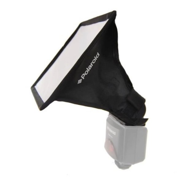 "ポラロイド Polaroid Universal Studio Soft Box Flash Diffuser (7"" x 6"" Screen) For The Olympus FL-36, FL-36R, FL50 Electronic Flahes"