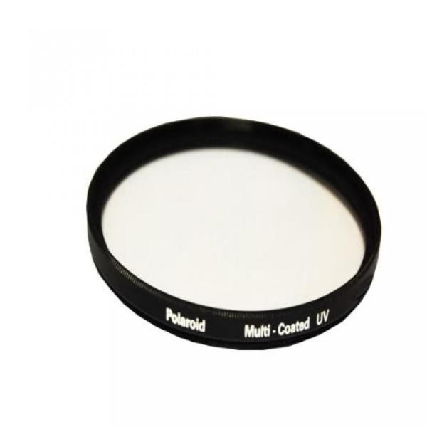 ポラロイド Polaroid Optics Multi-Coated UV Protective Filter For The Sony Alpha NEX-C3, NEX-7, NEX-6, NEX-5N, NEX-5R, NEX-5, NEX-3,