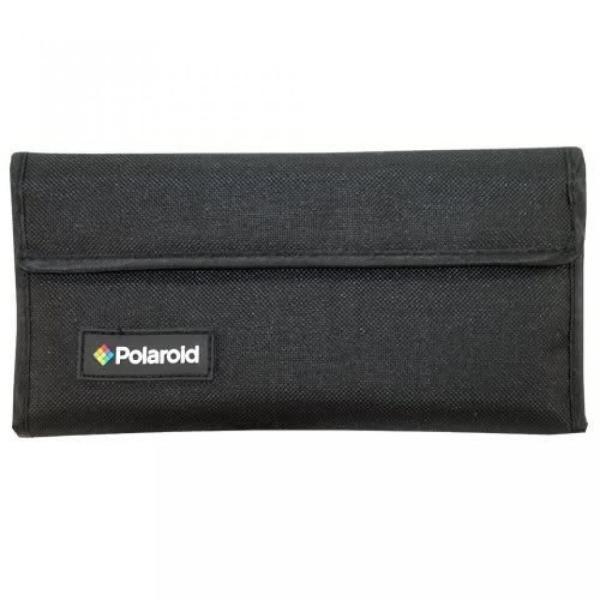 ポラロイド Polaroid Optics 3 Piece Special Effect Lens Filter Kit (Soft Focus, Revolving 4 Point Star, Warming) For The Sony Alpha