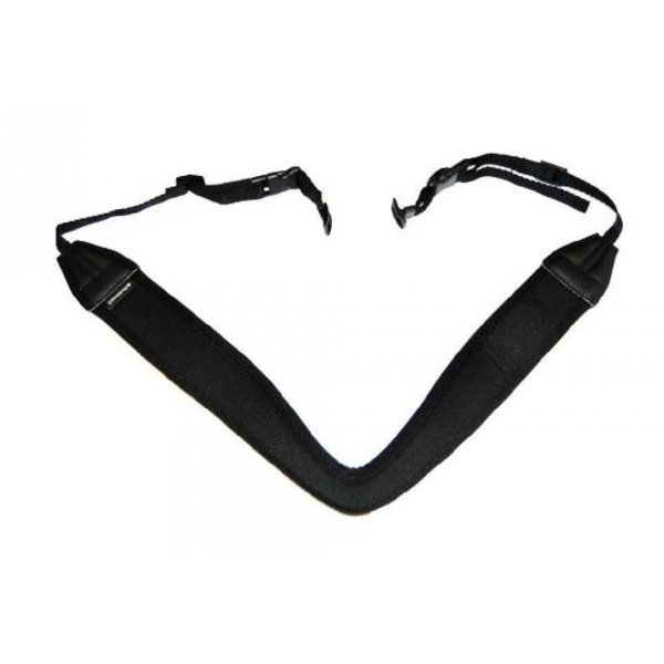 ポラロイド Polaroid Neoprene Adjustable Cushioned Neck Strap For The Panasonic SDR-S70, H100, T70, HCD-HS80, HS900, SD40, SD80, SD90,