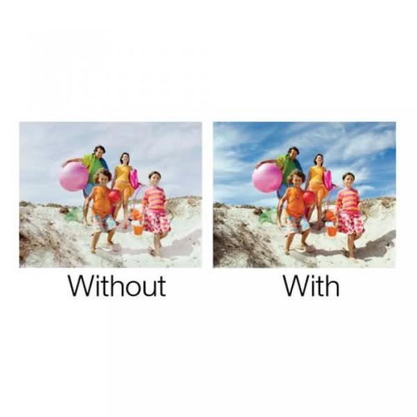 ポラロイド Polaroid Optics CPL Circular Polarizer Filter For The Canon VIXIA HF G10, G20, G30, S30, XA10, XA25, XA20, XF100, XF105, GL1,