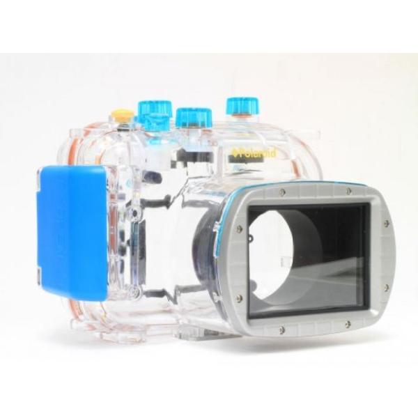 ポラロイド Polaroid Dive Rated Waterproof Underwater 輸入品