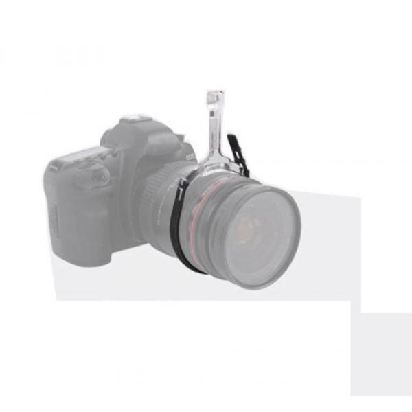 ポラロイド Polaroid Zoom / Focus Assist Handle For The Nikon 1 J1, J2, J3, V1, V2, V3, S1, D40, D40x, D50, D60, D70, D80, D90, D100,