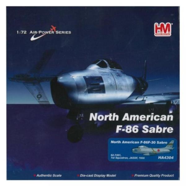 【送料無料】ホビーマスター Hobby Master 1/72 Ha4304 North American F86F30 Sabre 527401, 1St Squadron, Jasdf, 1950S 輸入品|dean-store
