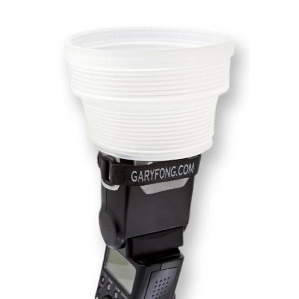 ポラロイド Polaroid PL-108AF Studio Series Digital Auto Focus / TTL Shoe Mount Flash And a Gary Fong Collapsible Lightsphere Diffuser