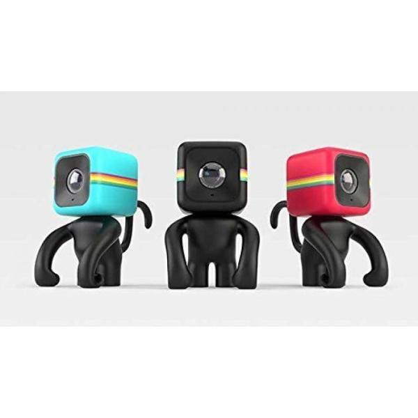 ポラロイド Polaroid Monkey Mount for the Polaroid CUBE, CUBE+ HD Action Lifestyle Camera (Blue)? Stable Positions Camera Anywhere 輸入品
