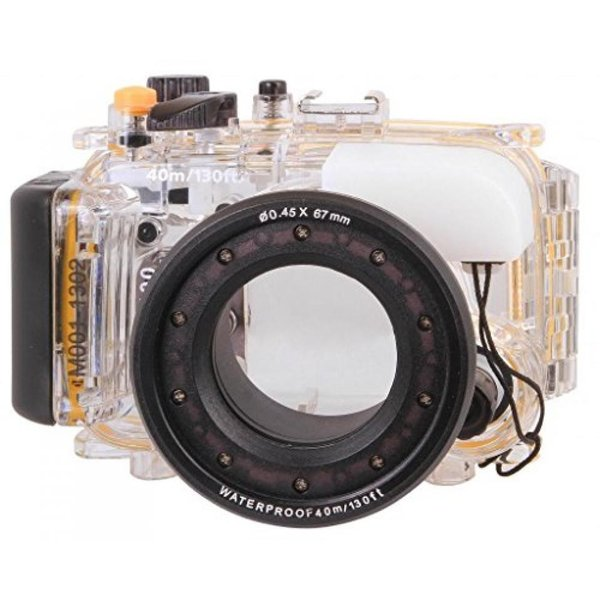 【送料無料】ポラロイド Polaroid Dive Rated Waterproof Underwater Housing Case For Sony Alpha NEX-5N Digital Camera 輸入品