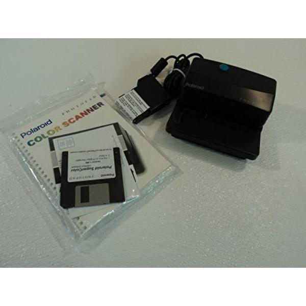 【送料無料】ポラロイド Polaroid Color Scanner Photopad PC Mac 1625616 輸入品
