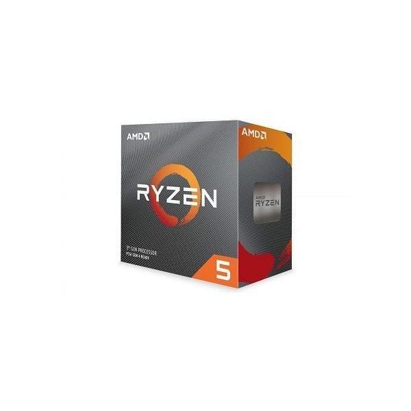 送料無料 AMD CPU AMD Ryzen 5 3500X AM4/Box 100-100000158BOX【海外リテール品】【当店保証3年】(沖縄離島送料別途)