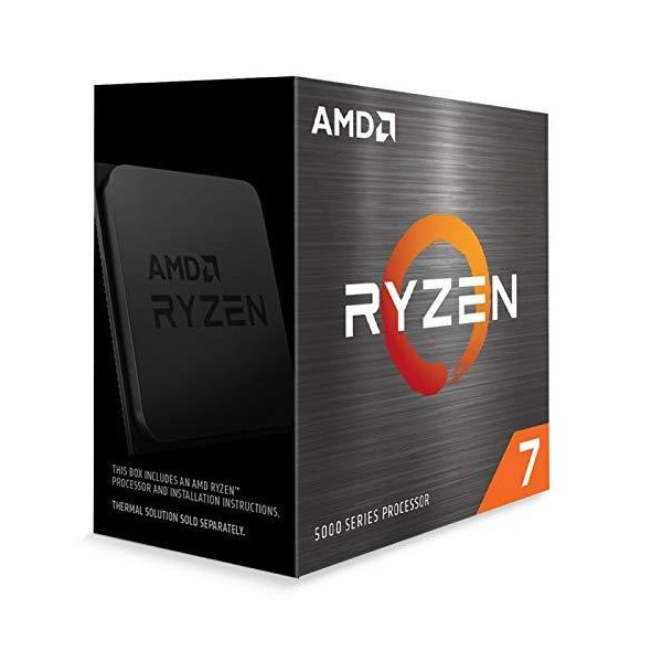 A1MDRyzen75800Xcoolerなし3.8GHz8コア/16スレッド32MB105W100-100000063WOF