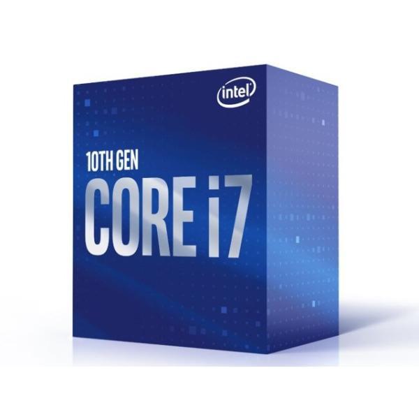 送料無料Intel インテル Core i7-10700 BOX BX8070110700  LGA1200 / 8コア16スレッド / ベースクロック 2.9GHz(沖縄離島送料別途)