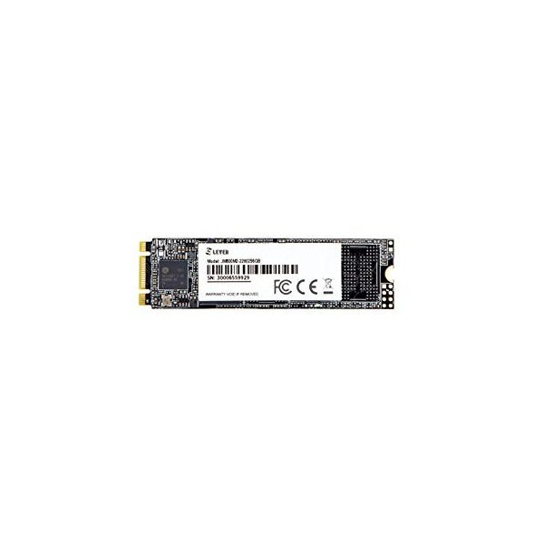 メール便送料無料 LEVEN SSD M.2 2280 256GB SATA III 6Gbps 3D TLC JM600M2-2280 256GB 3年保証