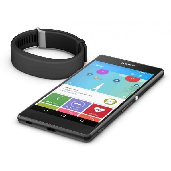 ソニー Sony SmartBand 2 SWR12 iPhone対応 心拍センサー付き - Android & iOS対応 [並行輸入品] Black ブラック|dear-i|02