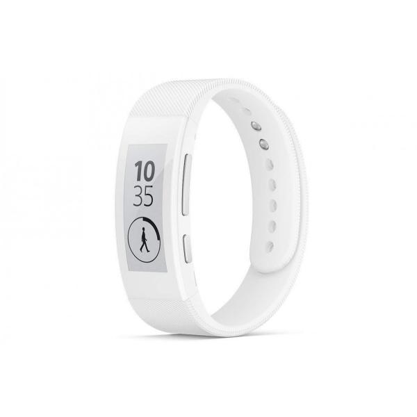 ソニーSony SmartBand Talk SWR30 Bluetooth3.0 リストバンド型活動量計 White/ホワイト [並行輸入品] dear-i