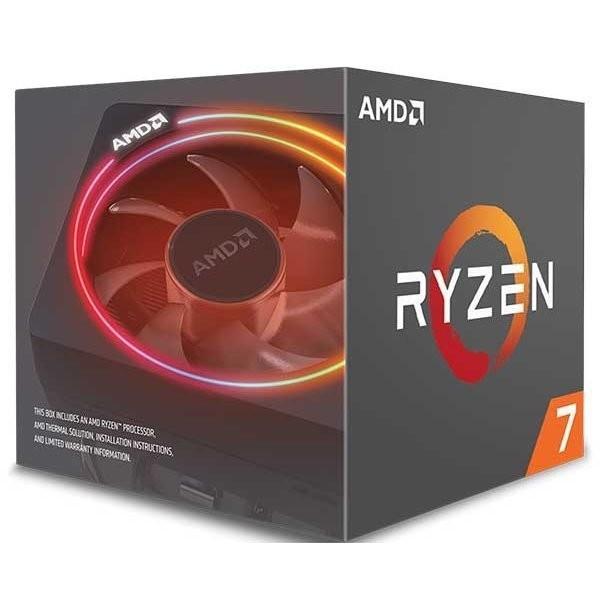 送料無料 箱難有り品 AMD Ryzen 7 3700X with Wraith Prism cooler 3.6GHz 8コア/16スレッド 36MB 65W 100-100000071BOX【当店保証3年】(沖縄離島送料別途)