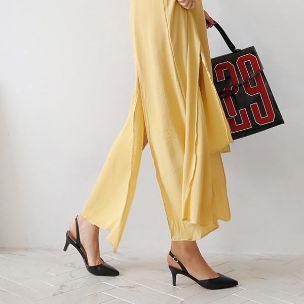 サンダル レディース バックストラップ 黒 ブラック ホワイト ミュール ローヒール 婦人靴 痛くない 歩きやすい 結婚式 パンプス