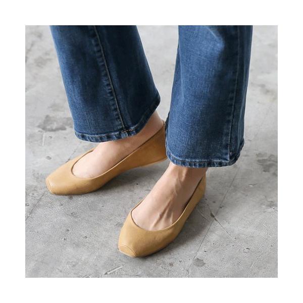 バレエシューズ フラットシューズ パンプス レディース ぺたんこ 靴 婦人靴 黒 ブラック グレー ピンク