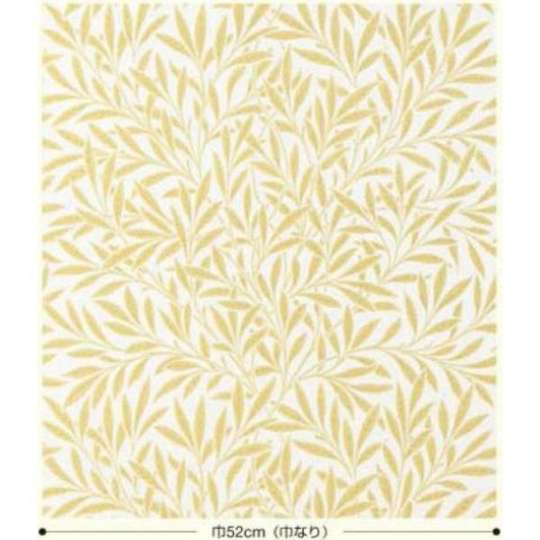 輸入壁紙 ウィリアムモリス ウィロー(2色) 紙壁紙 (10m/1ロール単位で販売) LW-2543(ベージュ) LW-2544(ブラウン) decoall 03