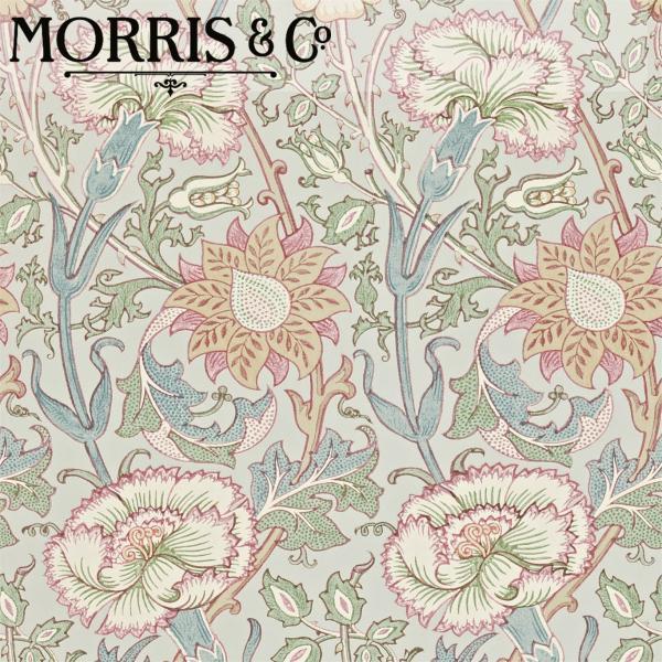 壁紙  張り替え おしゃれ 輸入  おすすめ ウィリアム モリス ピンク&ローズ(Pink and Rose) 212568 イギリス製 輸入 クロス DIY 花柄 人気
