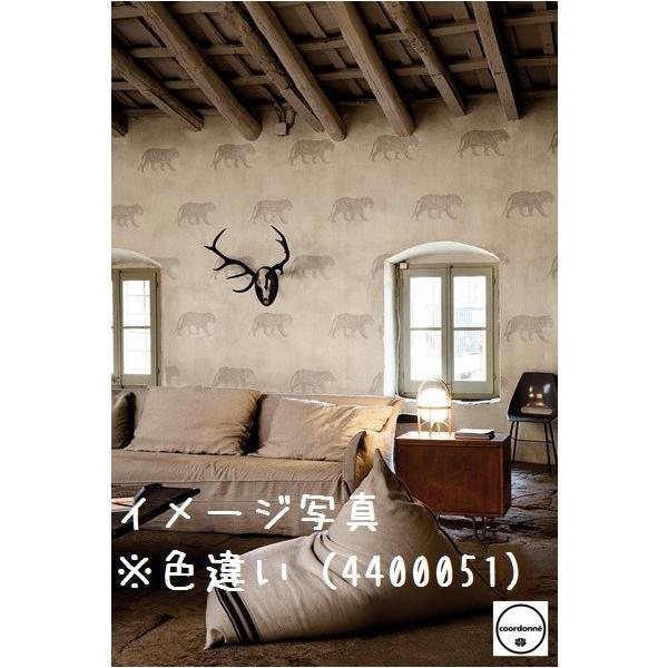 輸入壁紙 TECIDO GRIS GRIS タイガー(トラ)グリーン 4400056 decoall 02