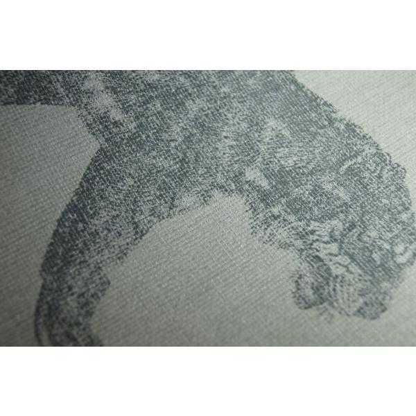 輸入壁紙 TECIDO GRIS GRIS タイガー(トラ)グリーン 4400056 decoall 03