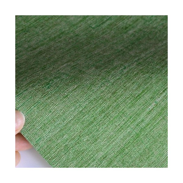 rasch 2020 輸入壁紙 528862 グリーン 緑 無地 クロス 10m巻 DIY はがせる ドイツ製  国内在庫品|decoall|02