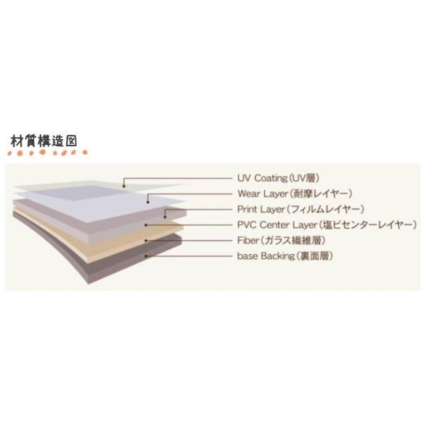 デコリカクリック  置くだけ簡単施工 賃貸OK フローリング材 フロアタイル 床材 接着剤不要 汚れに強い DIY向き 賃貸OK はめ込み式|decoall|05