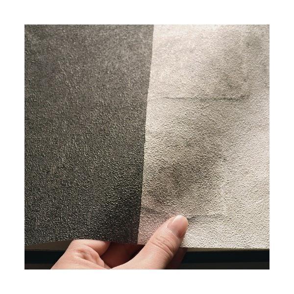 はじめての道具付き輸入壁紙  rasch2019 レンガ 外壁 フェイク 白 格子 860504 クロス 10m DIY はがせる|decoall|02