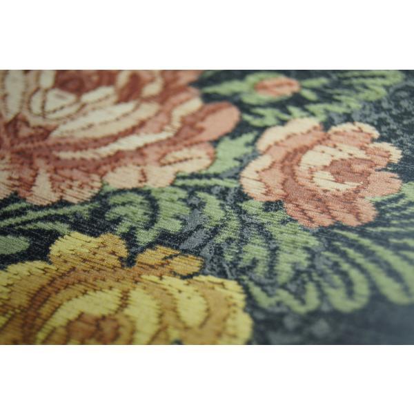 輸入壁紙 アンティーク花柄ブラック TS70300|decoall|03