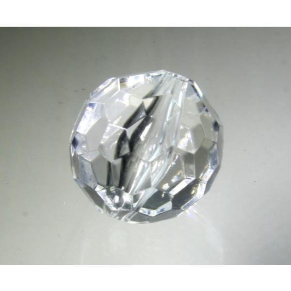 アクリルクリスタルボール(正多面体) 30mmΦ|decoline
