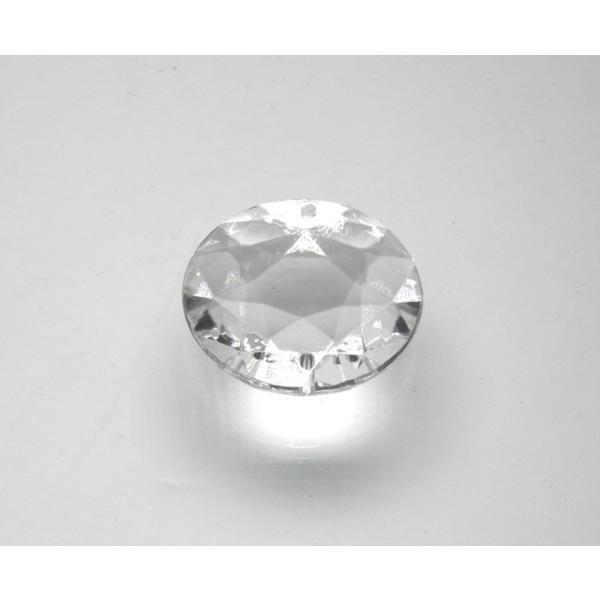 クリスタルガーランド/アクリル製シャンデリアチェーンB30×10個連結クリア|decoline|02