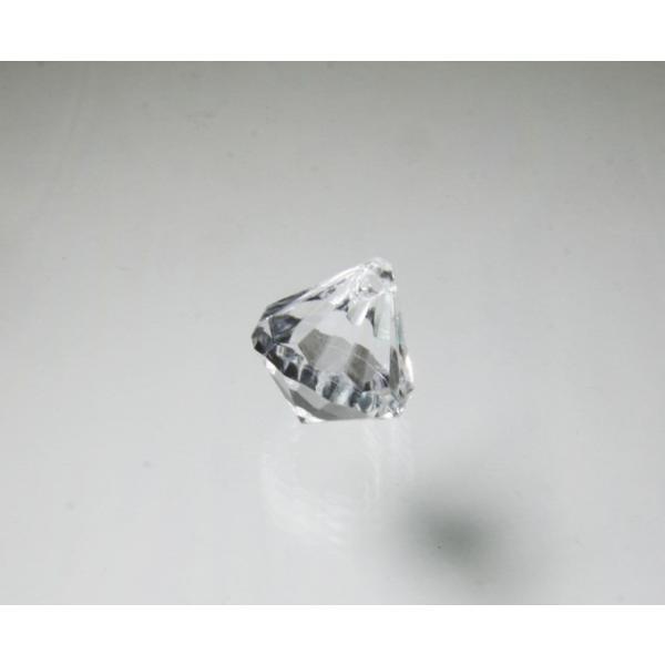 アクリルシャンデリアパーツ ドロップ型オーナメントH20クリア|decoline