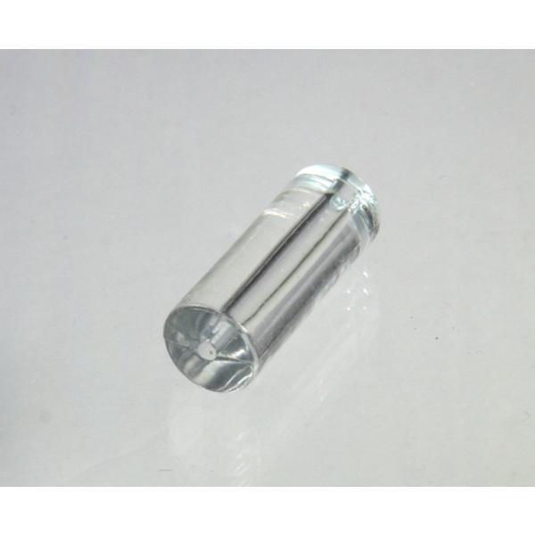 アクリルクリスタルラインパーツ円柱形U25mm|decoline