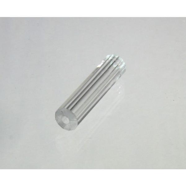 アクリルクリスタルラインパーツ12角柱形UP30mm|decoline