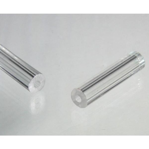 アクリルクリスタルラインパーツ12角柱形UP30mm|decoline|03