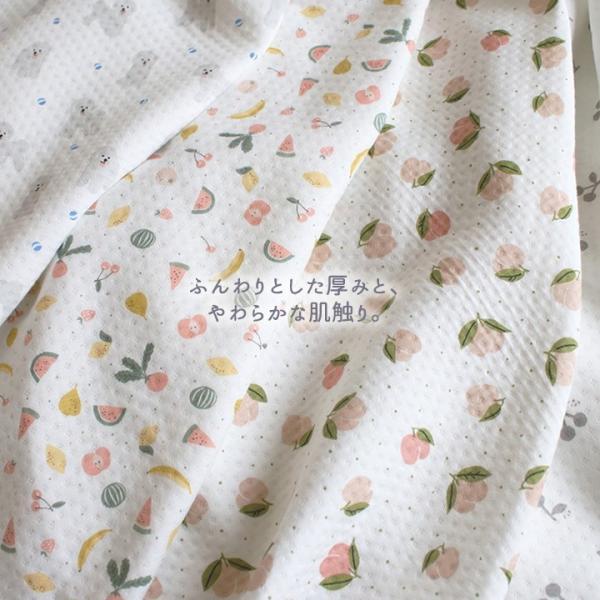 【レシピ付】【カットクロス】生地・布 ≪ Bichon frise(Bamboo) ≫【メール便対応】|decollections|04