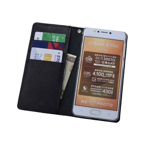 SAMSUNG サムスン Galaxy S10+ SC-04L 本革 スマホケース ブラック オフィス ビジネス かっこいい レザー 手帳型 シンプル 保護フィルム付|decopartsfactory|03