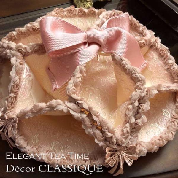 スコーンホルダー ダームドローズ:2色 Decor CLASSIQUE|decor-classique
