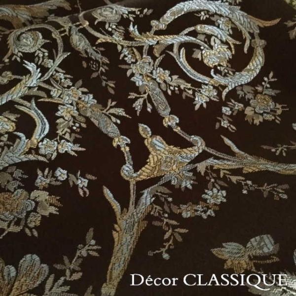 テーブルランナー ダークブラウン&ミント:240cm Decor CLASSIQUE|decor-classique|09
