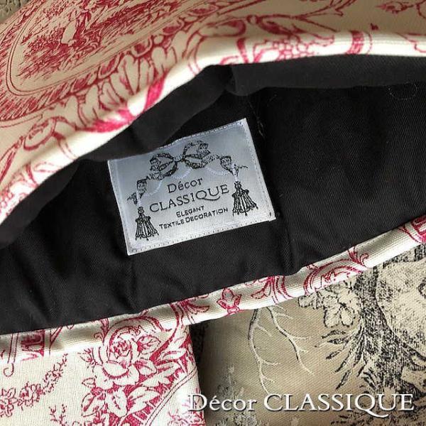 ティーコゼー・ティーコージー・ティーポットカバー:トワルパストラル リボン付き Decor CLASSIQUE|decor-classique|07