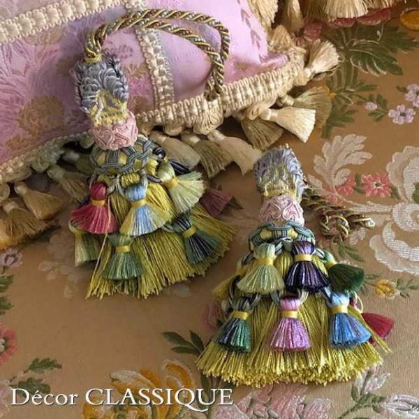 キータッセル エレガンティーク フレンチスタイル|ハイエンドキータッセル Decor CLASSIQUE|decor-classique|02