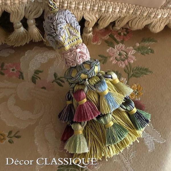 キータッセル エレガンティーク フレンチスタイル|ハイエンドキータッセル Decor CLASSIQUE|decor-classique|11